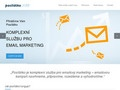 web Posílátko – e-mail marketing