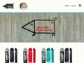 web Graphic skateboards