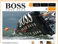 web Hugo Boss Collection